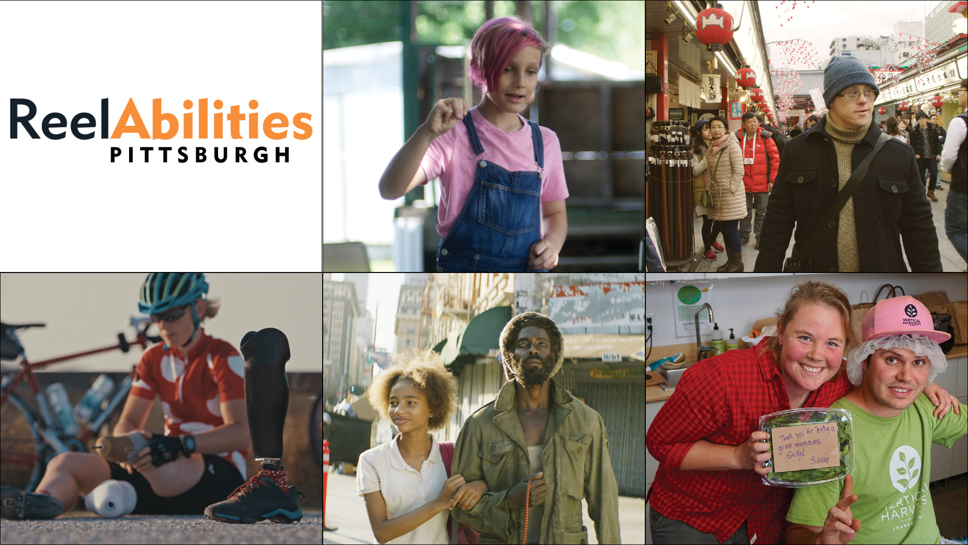 Reel Abilities Film Festival Image - photos from featured films